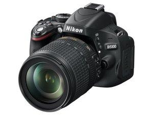 Nikon D5100修理