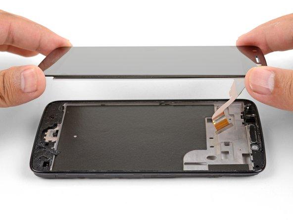 Motorola Moto E4 Screen (No Fingerprint Sensor) Replacement