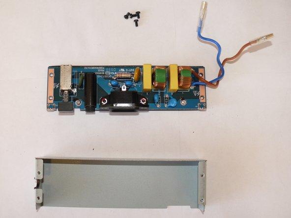 Behringer Eurolive B212D Power PCB Replacement