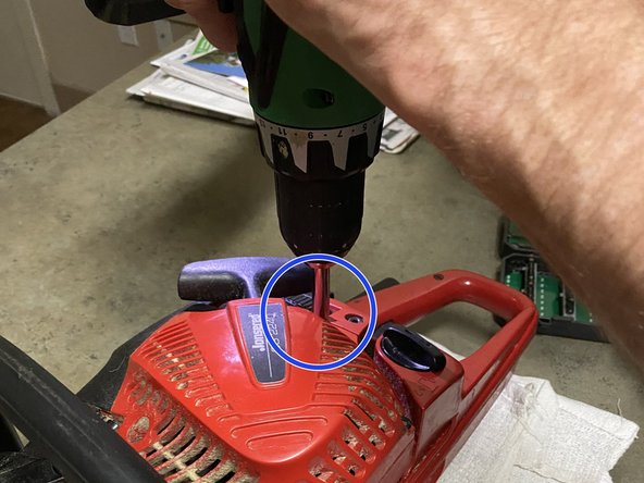 How to Repair a Stuck or Broken Chainsaw Rope