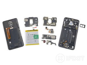 OnePlus 6 Teardown