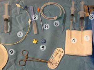 Venous Catheter Repair