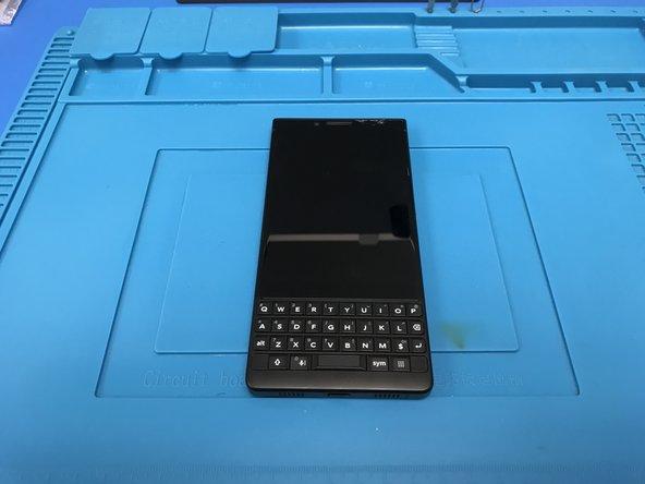 BlackBerry Key2 Disassembly