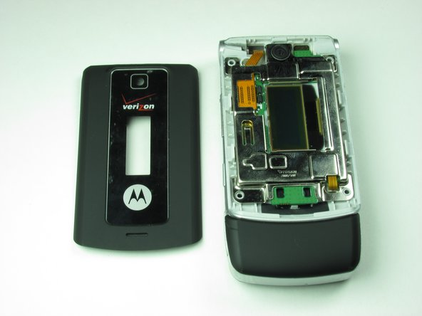 Motorola W385 Front Casing Replacement