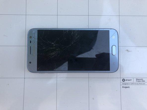 Samsung J3 (2017) Sm-j330fm   display Replacement