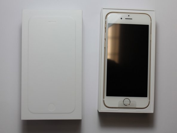 Unboxing the iPhone 6: yup, it's a phone.