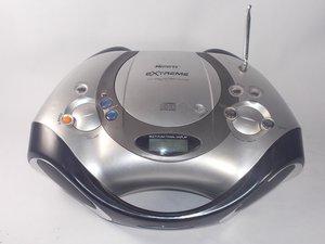 Memorex 2Xtreme MP3830-01