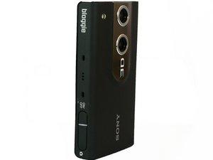 Sony bloggie 3d player