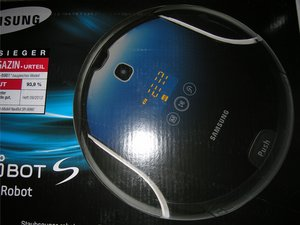 Samsung NaviBot SR8981