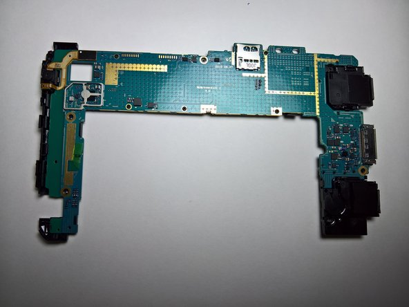 Samsung Galaxy Tab 7.0 Sprint Motherboard Replacement