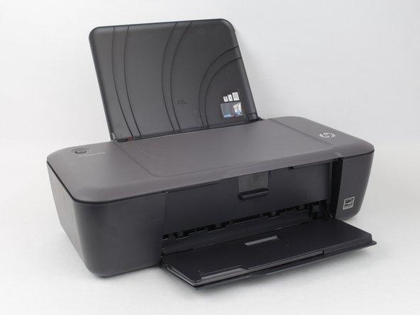 HP Deskjet 1000 J110a  Parts Replacement