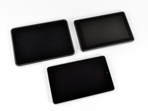 "Game time! Let's play ""Spot the Differences!"" Can you tell these Kindles apart?"