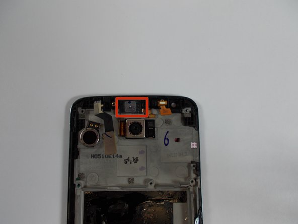 LG G2 Speaker Replacement