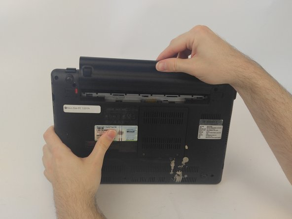 Asus Eee PC 1201N Battery Replacement