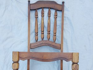 How to Restore a Dining Chair