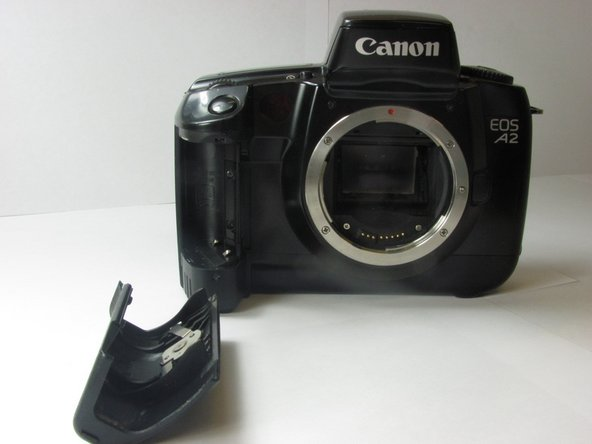 Canon EOS A2 Battery Replacement