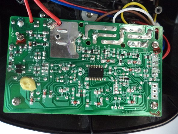Ninja Mega Kitchen System BL770 Circuit Board Replacement