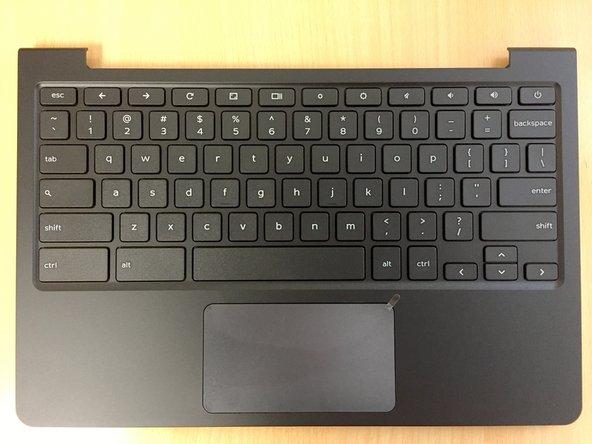 Dell Chromebook 11 CB1C13 Palmrest Replacement