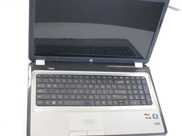 HP Pavilion g7-1368dx Keyboard Replacement