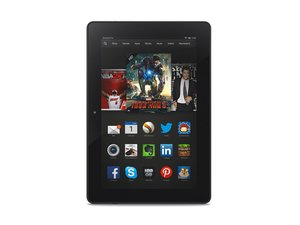Kindle Fire HDX 7""
