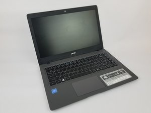 Acer Aspire One Cloudbook 14 AO1-431-C8G8 Repair