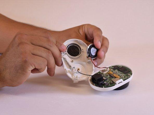 Remplacement du haut-parleur du Samsung SmartCam HD