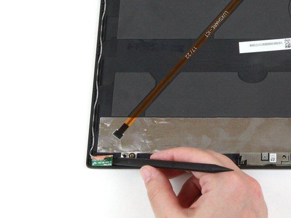Lenovo ThinkPad T470 WLAN Antennas Replacement