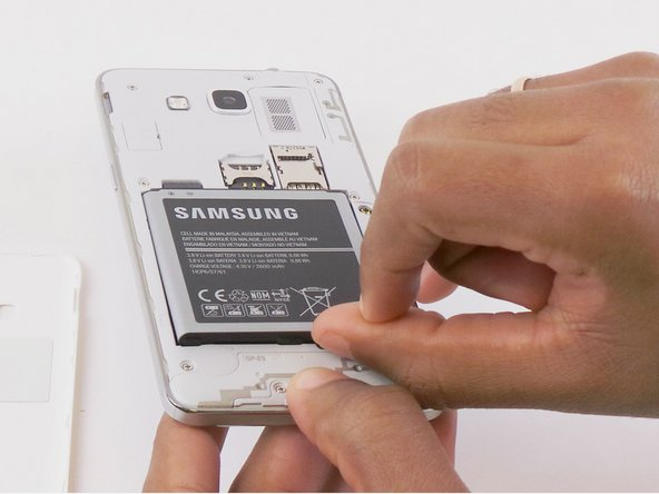 Samsung Galaxy Grand Prime Battery Replacement