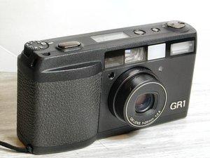 Ricoh GR-1 Repair