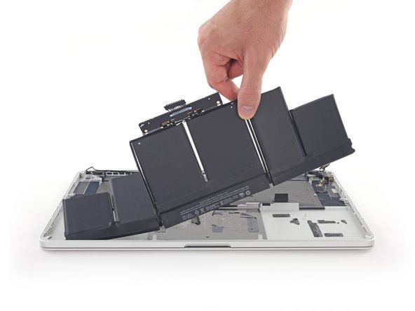 "MacBook Pro 15"" Retina Display Late 2013 Battery Replacement"