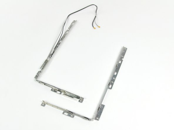 MacBook Core Duo LCD Mounts Replacement