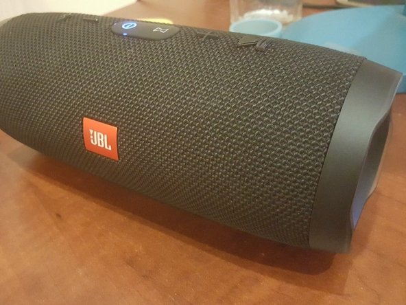 JBL Charge 3 Battery Upgrade