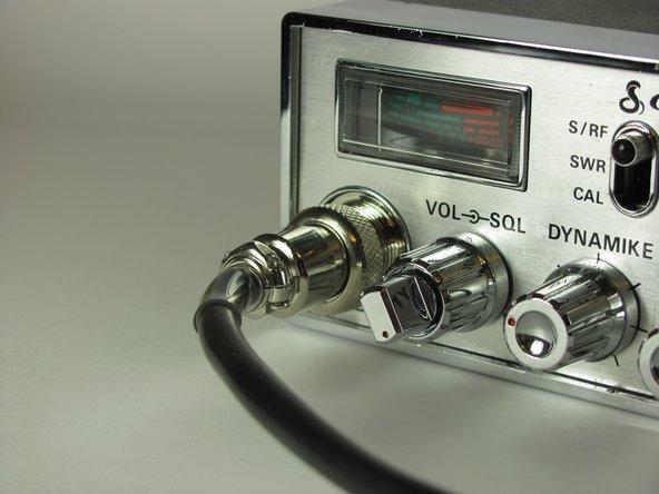 Cobra 29 LTD Classic Microphone Replacement