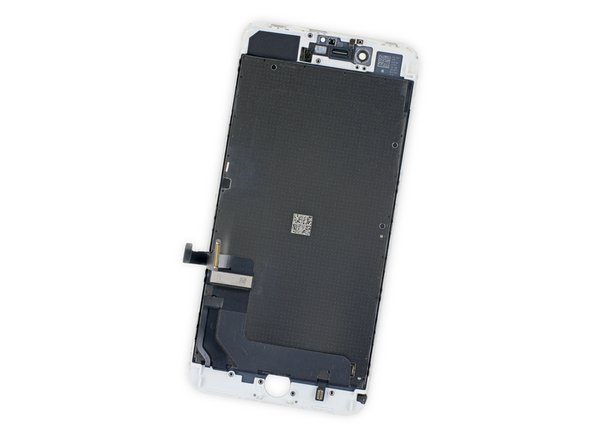 Reemplazo del LCD y digitalizador del iPhone 8 Plus