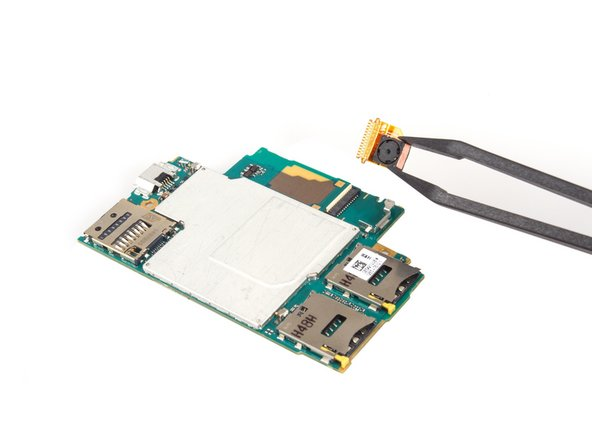 Sony Xperia Z3 Dual Front Camera Replacement