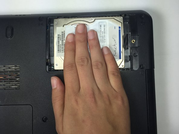 Toshiba Satellite A665-S5170 Hard Drive Replacement