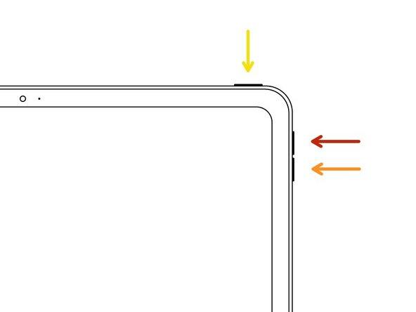 iPad Proを強制的に再起動する方法