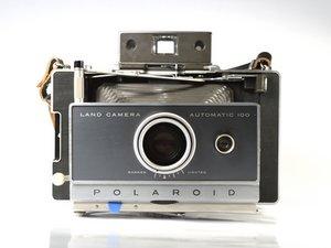Polaroid Automatic 100 Repair