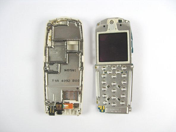 Pull the screen assembly from the base of the phone.