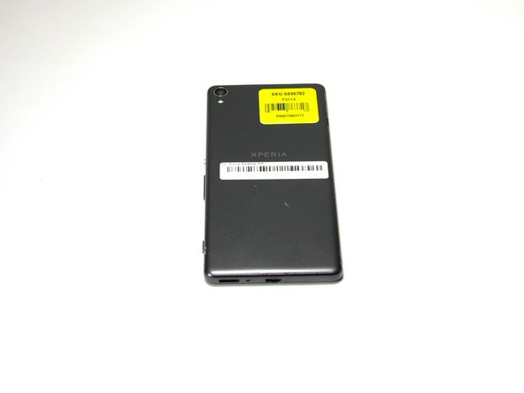 Sony Xperia XA Back Cover Replacement