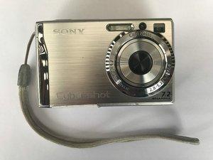 Sony Cybershot DSC-W80 Repair