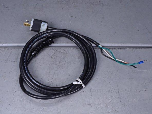Mk Diamond Wet Saws MK660 2010 Power Cord Replacement