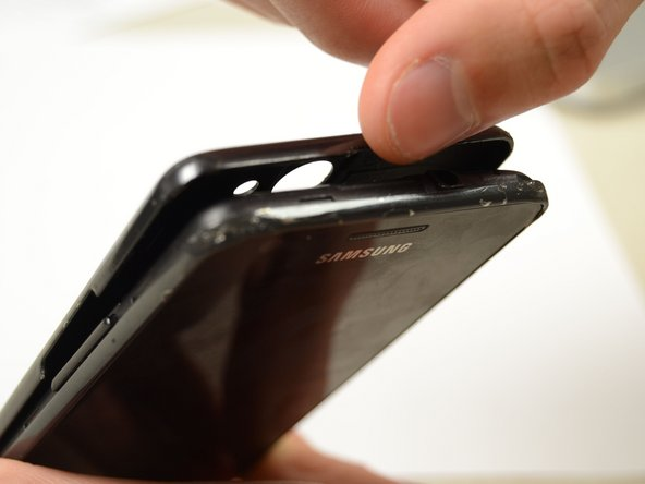 Samsung Galaxy R Rear Case Replacement