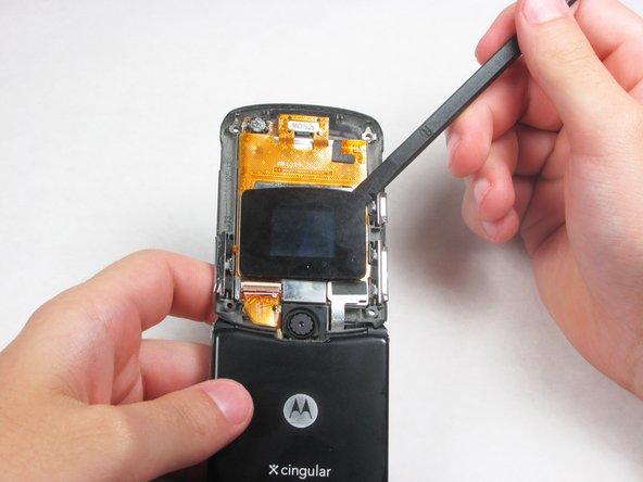 Motorola Razr V3 LCD Screens and Call Speaker Replacement