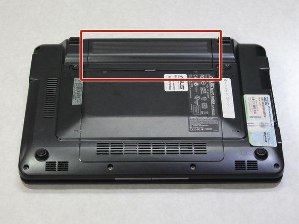 Asus Eee PC 1000HA Hard Drive Replacement