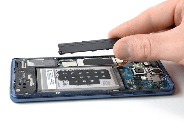 Come rimuovere la cover interna del Samsung Galaxy S9