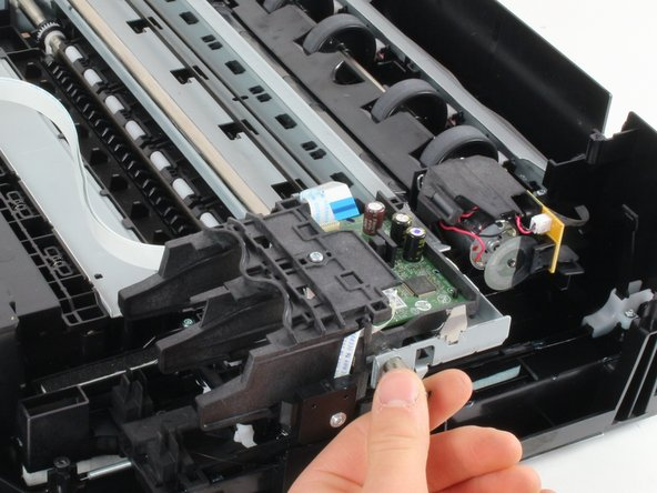 HP Envy 7640 Printhead Replacement