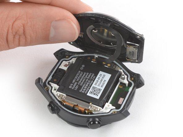 Procedura di apertura Huawei Watch 2