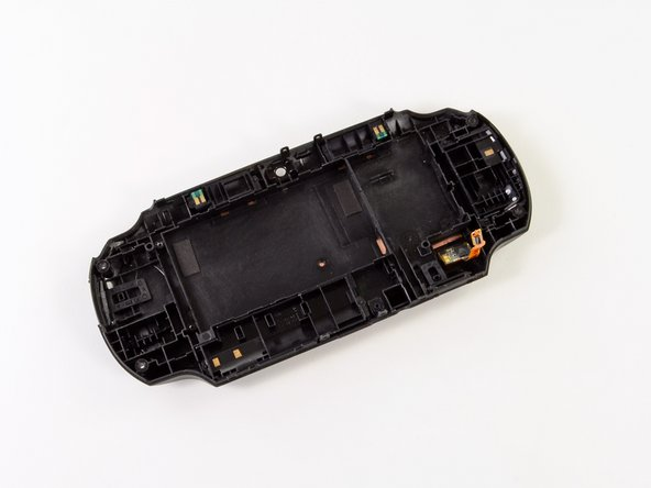 The rear panel remains.