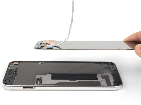 Remove the display assembly.